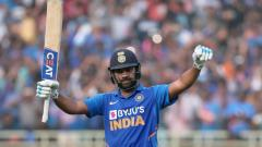 Rohit joins Ganguly, Warner in elite list