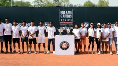 Roland Garros Junior Wild Card competition kicked off today at the DLTA, New Delhi which saw 8 Boys & 8 Girls taking part