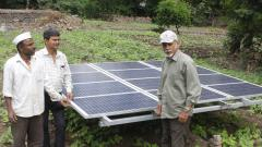In Maharashtra village farmers switch to solar pumps, experts fear groundwater exploitation