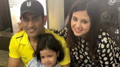 MS Dhoni birthday: Sakshi pens down heartfelt wishes for husband