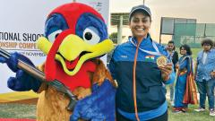 shooting, Commonwealth Games, Shreyashi Singh, Pune sports