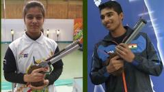 Shooting World Cup: Manu-Saurabh win gold, unprecedented top finish for India