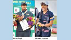 Indian Jrs win four medals in Almaty