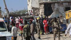 Car bomb leaves over 20 dead in Mogadishu: police, witnesses