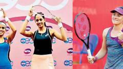 Ankita, Karman ranked first in doubles