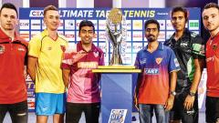 UTT teaches about how to handle pressure: Sharath