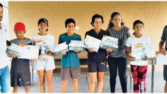 Double crown for Deshmukh, Natekar in PMDTA-KPIT tennis