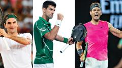 Federer, Nadal, Djokovic take initiative to help lower-ranked players