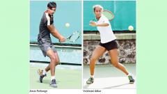 Pathange upsets Czech Musil; Adkar through to quarterfinals