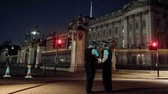 Man attacks police outside Buckingham Palace, terror probe