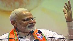 PM Modi launches BJP's membership drive from his LS constituency
