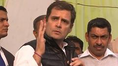 Cong to contest LS polls with full strength: Rahul Gandhi