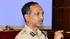 Pune: Police Commissioner K Venkatesham cracks the whip on errant senior police officers