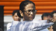 Mamata Banerjee leads big march, says won't allow CAB, NRC