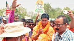 LokSabha 2019: Purulia: BJP emerges as force to reckon with as TMC hopes to ride on development to victory