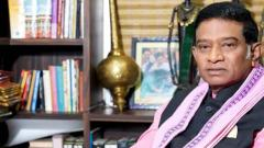 Former Chief minister of Chhattisgarh slips into a coma