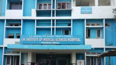 Manipur hospitals are now short-staffed