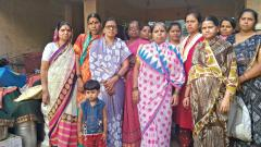 After homes, women fear losing livelihood