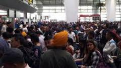 137 AI passengers stuck for 4 hrs at Pune airport