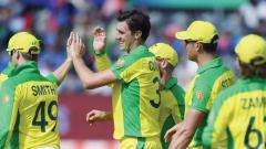 ICC Cricket World Cup 2019: Afghanistan score 207 against mighty Aussies
