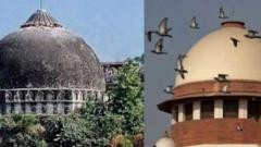 SC to continue with day-to-day hearing in Ayodhya land dispute case