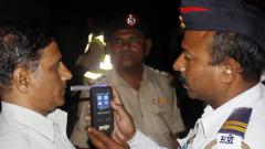 Maharashtra govt suspends breath-analyser test