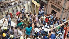 BMC, MHADA play blame game over Dongri tragedy