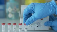 IMA seeks permission to allow private labs to conduct rapid antigen testing
