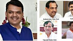 Will the faces that ruled the state in the past, be back in power?