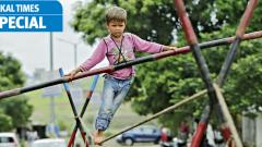 State Govt plans to mould street children into future gymnasts
