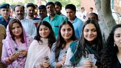 Haryana Election ends, turnout 62 percent