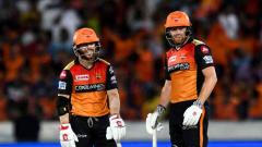 Bairstow and Warner lead Sunrisers to 9-wicket victory