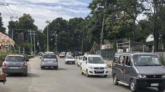 When night falls over the city: jawans on alert to keep Kashmir safe