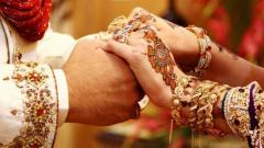 Only 20 people can attend a marriage ceremony