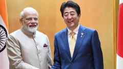 Modi, Abe discuss global economy, fugitive economic offenders, disaster management