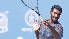 Prajnesh Looks To End Strongly Despite Personal Loss, Injury