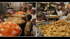 Ramzan street-food fest hampered due to pandemic