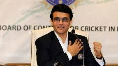 Sourav Ganguly takes over as BCCI chief
