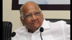 Awhad defends 'Janata Raja' epithet for Sharad Pawar