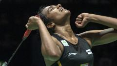 Sindhu becomes first Indian shuttler to win World C'ships gold, beat Okuhara in final