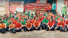 Someshwar School students mark Post Day with field visit