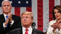 Trump wants 'largest ever' legal immigration, stands firm on border wall