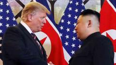 'No agreement' reached at Kim-Trump nuclear talks