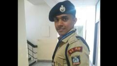 Quarantined Bihar cop put up in Mumbai SRPF-GRP mess