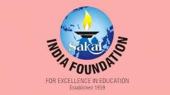 Sakal India Foundation announces research scholarships for 2019