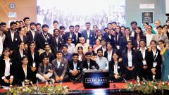 Delegates from medical colleges at the international medical conference held recently.