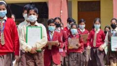 Missing school worse than COVID-19 for kids: UK chief medical adviser