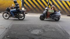 45-yr-old trader killed in mishap due to pothole