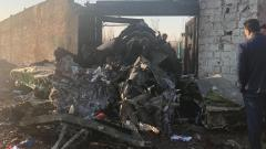Ukraine plane crash: Iran ready to pay compensations