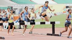 Pune University's Komal breaks 3000m steeplechase record